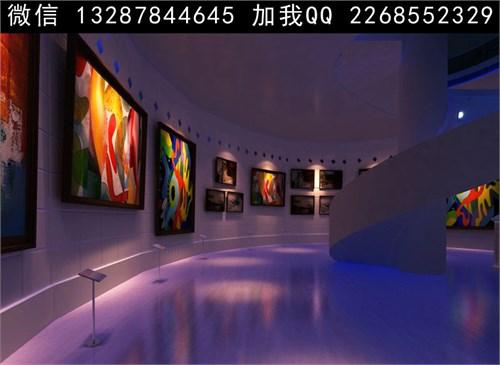 美术馆设计案例效果图_美国室内设计中文网