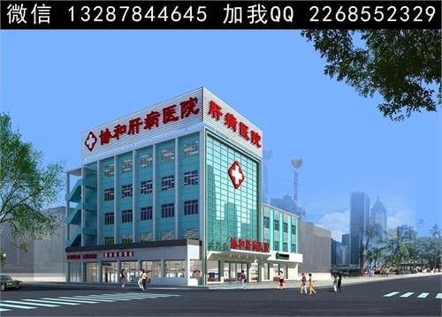 医院设计案例效果图_美国室内设计中文网