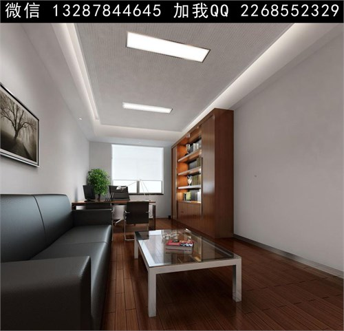中医院设计案例效果图_美国室内设计中文网