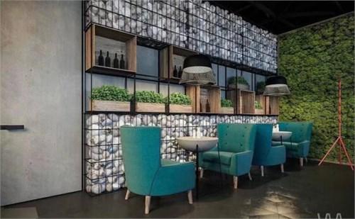 海洋海鲜主题餐厅设计,成都餐厅设计公司-案例展示 咨询:182-8036