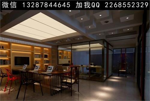 广告办公室v广告案例效果图天津市寰筑宇通建筑设计有限公司图片