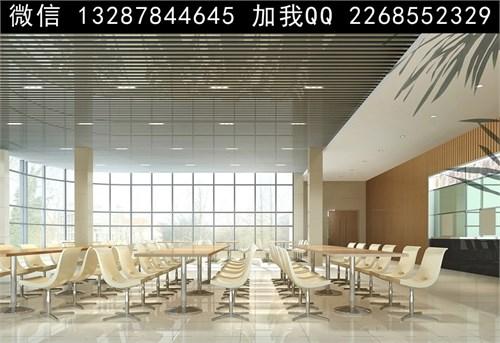 首页 69  设计师俱乐部 69 案例  单位食堂 自助餐厅 餐厅布置图片