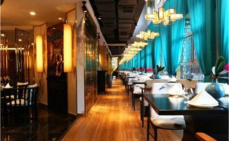 大连粤食粤点特色精品餐厅设计